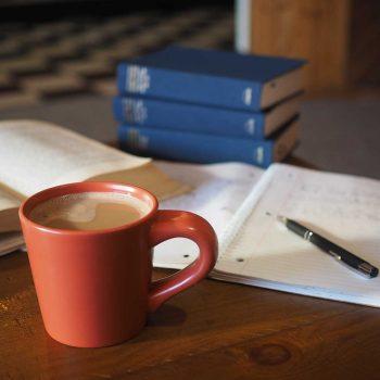koffie bijeenkomst